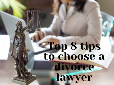 Top 8 tips to choose divorce lawyer in Toronto